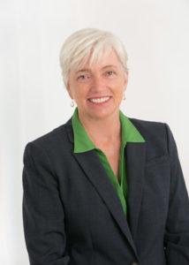Portrait of Nonprofit Center CEO ena Coughlin