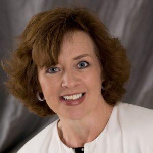 Portrait of Presenter Deborah Marshall