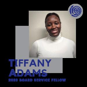 Portrait of Fellow Tiffany Adams