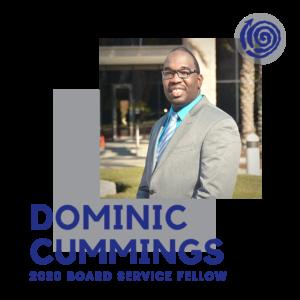 Portrait of Fellow Dominic Cummings