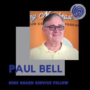Portrait of Fellow Paul Bell