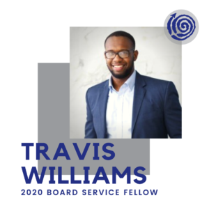 Portrait of Fellow Travis Williams