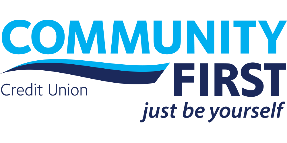 Community First Credit Union Logo - Large