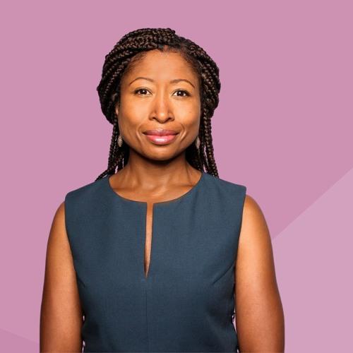 Portrait of Resilient 2021 Keynote Dr. Angela Jackson